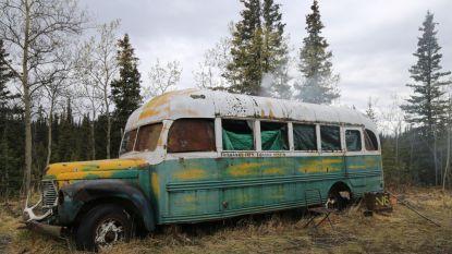 Vijf Italiaanse hikers gered in Alaska na bezoek aan wereldberoemde bus uit 'Into The Wild'