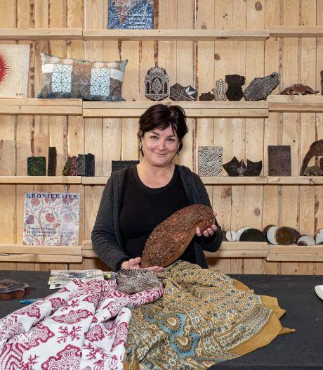 Nathalie laat textielgeschiedenis van Amersfoort herleven in de 375 jaar oude Volmolen: 'Dit is niet zomaar een stapel oude stenen'