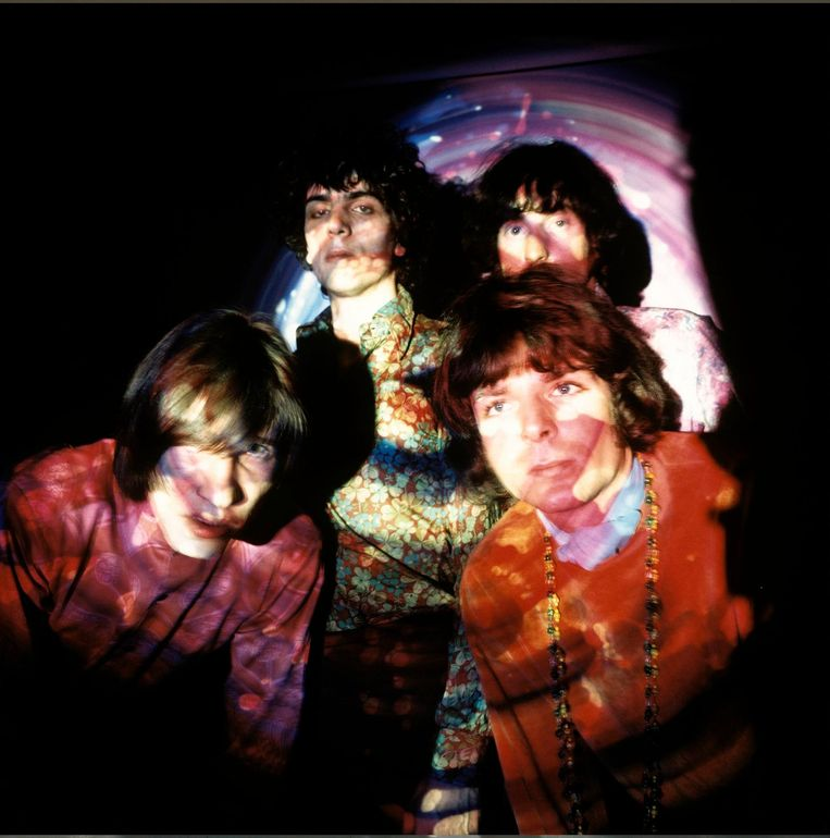Pink Floyd. Beeld null
