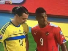 Mieux vaut ne pas toucher Zlatan