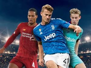 Alle samenvattingen en hoogtepunten uit de Champions League