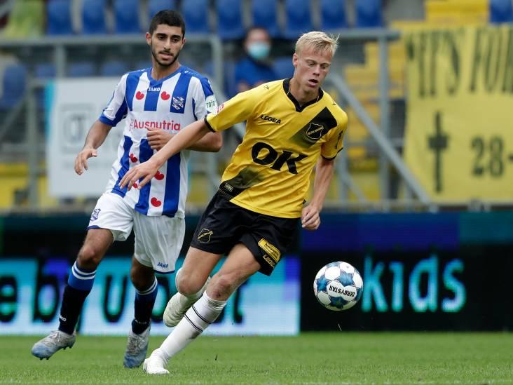 'Ruwe NAC-diamant Van Hecke via Brighton op huurbasis naar FC Utrecht'