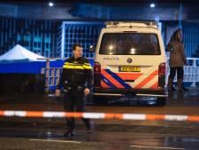 Tientallen schoten te horen op video's van schietincident in Amsterdam