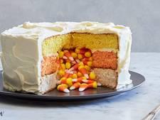 Met deze Halloween taart maak je écht indruk