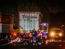 VIDEO. Grootschalige politiecontrole in Brugge: alle bestuurders moeten verplicht snelweg verlaten