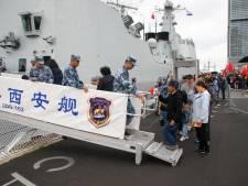 Brits leger op zijn hoede voor Chinees oorlogsschip in Rotterdamse haven