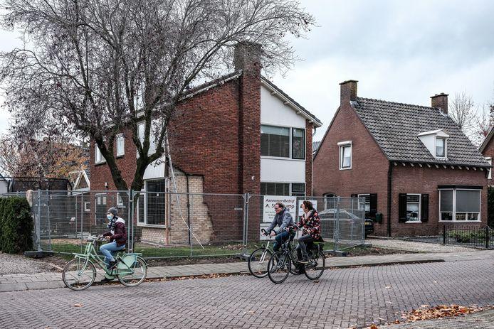 Het huis aan de Willibrordusweg is weer wind- en waterdicht.