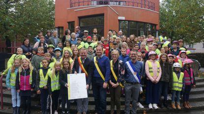 Oudenburg ondertekent SAVE-charter voor meer verkeersveiligheid