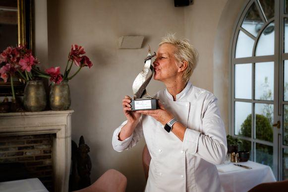 Sigrid Naedts van het Pannenhuis wint haar tweede Lion d'Or.