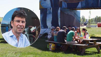"""""""Rock Werchter blijft definitief in Werchter"""", zegt burgemeester tijdens opening Festival Park Werchter"""