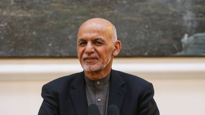 Ashraf Ghani volgens eerste resultaten herkozen als president van Afghanistan
