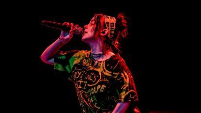 Billie Eilish stoot Lil Nas X van historische nummer 1-positie in VS