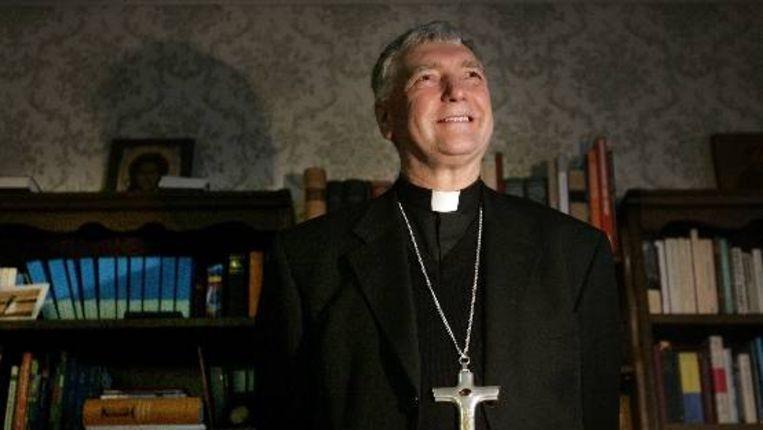 Bisschop Hurkmans van Den Bosch. (ANP/Robert Vos) Beeld null
