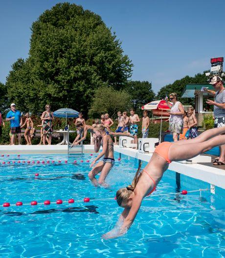 Zwembad Kuiperberg in Ootmarsum opent zaterdag de deuren