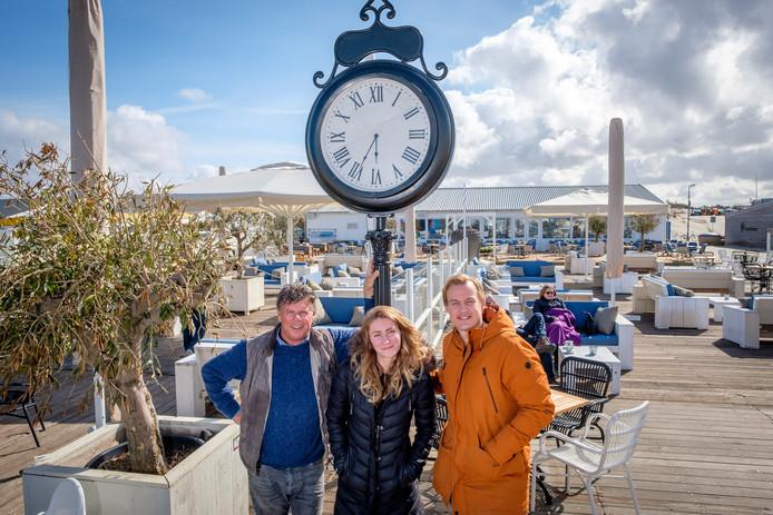 Pizza Op Het Strand Nieuwe Strandtent Ff Tijd In Hoek Van Holland