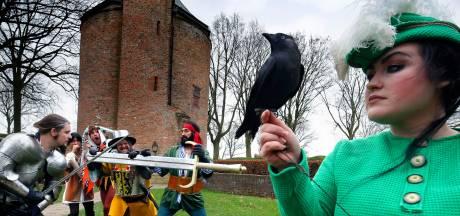 Tijden van Floris herleven op Slot Loevestein