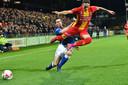 Het publiek in Deventer wil Jaroslav Navratil weer zien vliegen voor Go Ahead Eagles