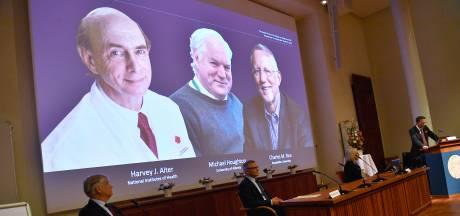 Hepatitis C-onderzoekers winnen Nobelprijs Geneeskunde: Mogelijk miljoenen levens gered