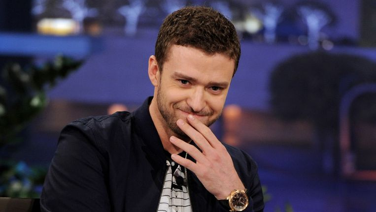 Justin Timberlake Beeld null