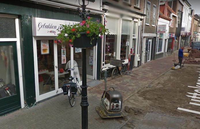 Vishandel 't Fuikje in Harderwijk.