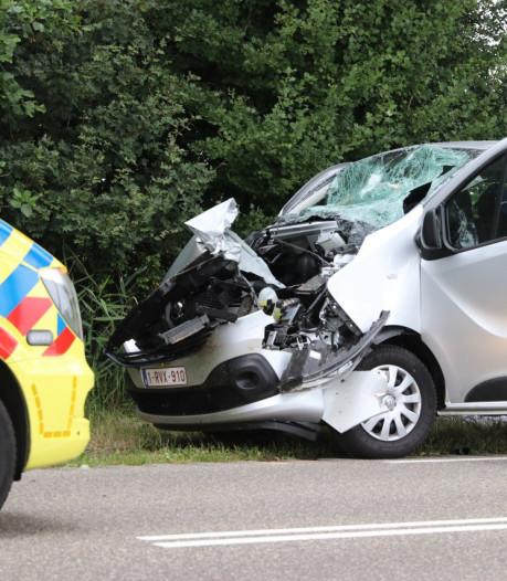 Twee gewonden bij ongeval Marknesse