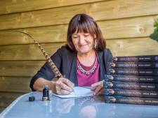 Schrijfster Hilda ging op spokenjacht voor haar nieuwe roman