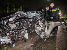 21-jarige Paco Geutjes overlijdt aan gevolgen crash in Arnhem, FC Eindhoven-speler Roseboom gewond