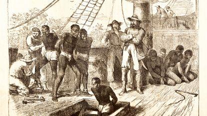 Hoe de hele wereld de 500ste verjaardag van de trans-Atlantische slavenhandel negeert