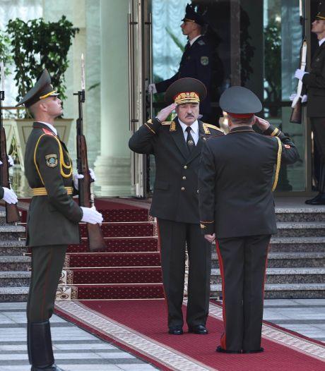 Rutte: Wij erkennen Loekasjenko niet als president