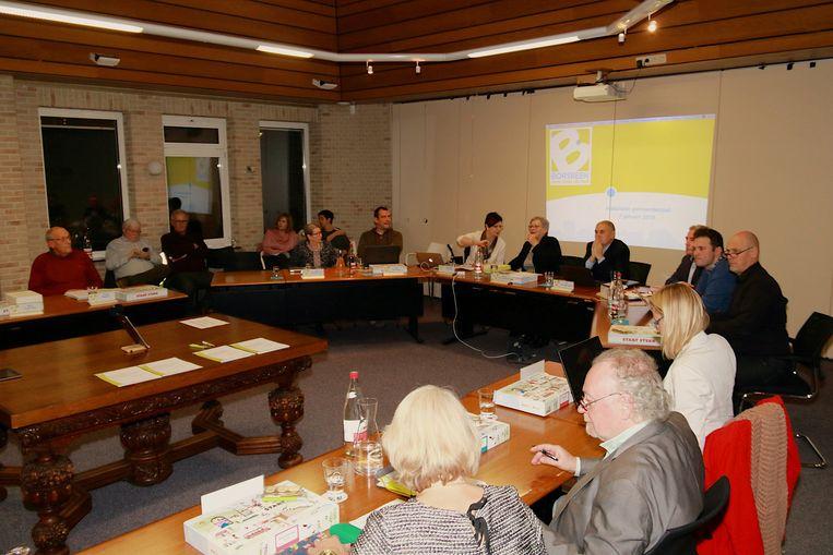 Installatievergadering in Borsbeek