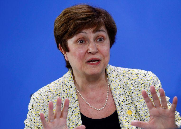 De Bulgaarse Kristalina Georgieva is de huidige nummer twee bij de Wereldbank.