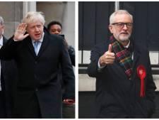 'Londen kleurt rood'
