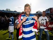 Tissoudali tekent contract bij Beerschot Wilrijk