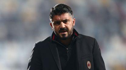 OVERZICHT: Gattuso beleeft ook in tweede wedstrijd AC Milan weinig plezier, knappe assist Januzaj helpt Sociedad niet aan groepswinst