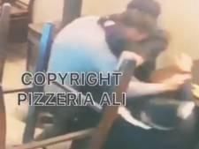 Eigenaar Thoolse pizzeria zet camerabeelden overval online