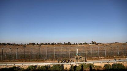 Israëlische luchtmacht schiet 7 gewapende mannen dood aan grens met Syrië