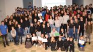 Gemeente huldigt jonge sportkampioenen