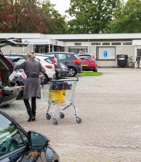 Gezondheidscentrum zucht onder parkeerdruk winkelcentrum Anklaar in Apeldoorn