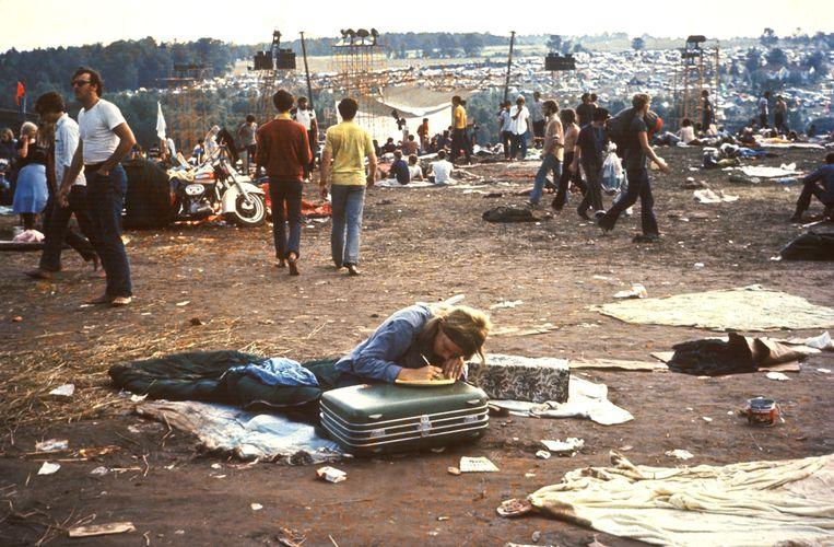'Janis Joplin, Jimi Hendrix; het is moeilijk kiezen welk concert het meeste indruk maakt.' Beeld