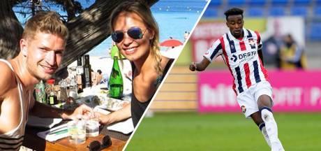 Clubwatchers: 'Er is absoluut geen sprake van een transfer van Willem II-speler Mike Trésor naar Ajax'