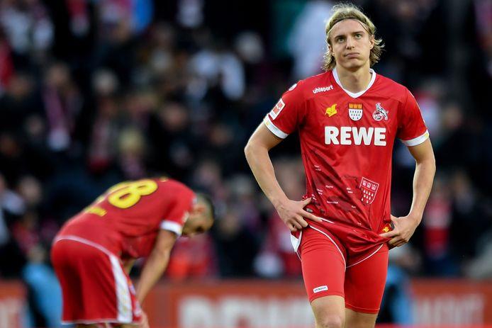 Bornauw speelt voor Keulen.