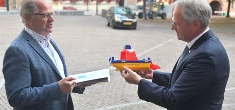 2500 handtekeningen voor behoud pont Sluiskil