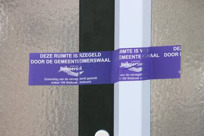 Burgemeester sluit woning Hansweert na vondst softdrugs