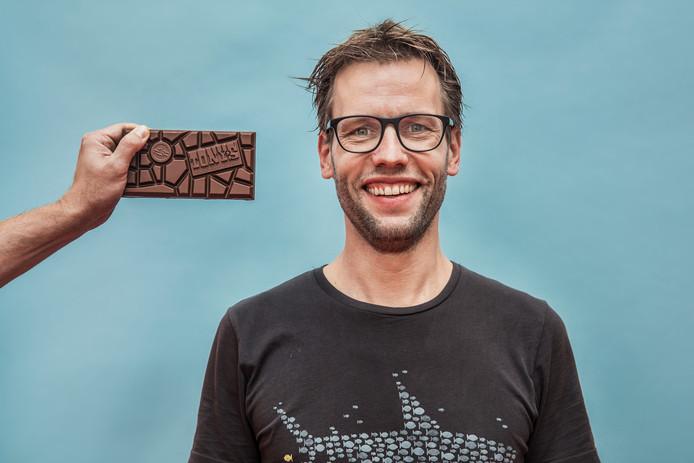 Arjen Boekhold: 'Ik ben zo'n persoon die zelfs de prullenbakken gaat legen als ik ze te vol vind. Terwijl we gewoon een schoonmaker hebben.'