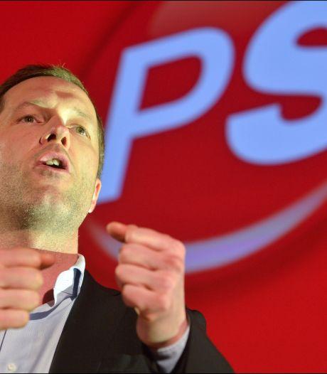 Le PS devant le MR à Bruxelles et en Wallonie