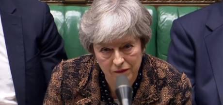 Theresa May komt niet met nieuw plan voor brexit