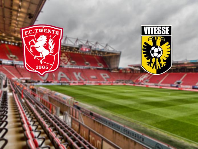 FC Twente-Vitesse