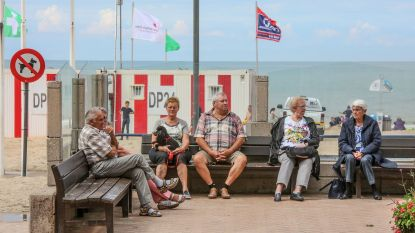 Dertig procent van bevolking aan Belgische kust is ouder dan 65