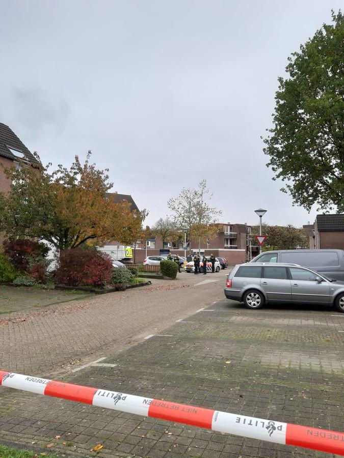 Onderzoek naar het schietincident in Helmond.