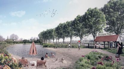 Bissegem krijgt strand, groene long en fietssnelweg